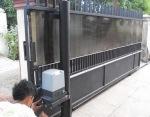 pintu pagar otomatis jakarta