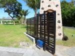 instalasi pintu pagar motorized