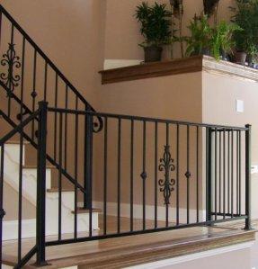 Railing Tangga + balkon